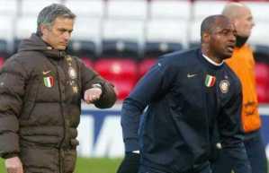 You Are Old School!'- Arsenal Legend Vieira Mocks Jose Mourinho
